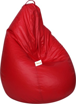 Sattva XL Classic Bean Bag  With Bean Filling