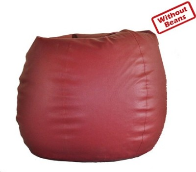 Anand Decor Medium Teardrop Bean Bag  Cover (Without Filling)