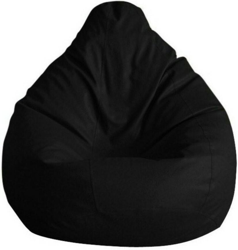 View VSK XXL Bean Bag Cover(Black) Furniture (VSK)