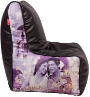 ORKA XL Bean Chair XL (Filled With Beans) Bean Bag Chair  With Bean Filling