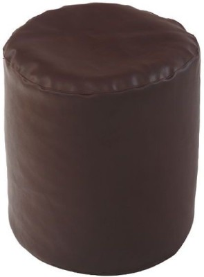 Star Large Bean Bag Cover(Brown)