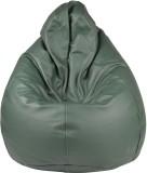 Galaxy Decorz XL Bean Bag Cover (Green)