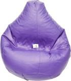 Zecado XL Bean Bag Cover (Purple)