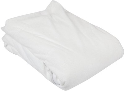 Just Linen Polyester Queen Bed Cover