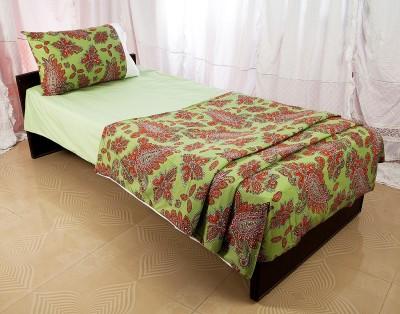 Tangia Vana Paisley Cotton Bedding Set