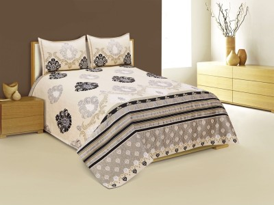 Victor bedcovers Cotton Viscose Blend King Bed Cover