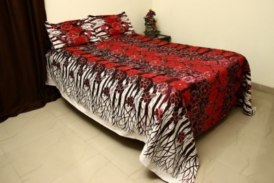 Lavish Velvet Queen Bed Cover