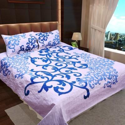 Natraj HL Polycotton Queen Bed Cover