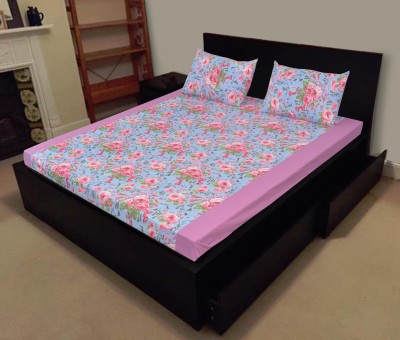 Home Boutique Cotton Double Bed Cover