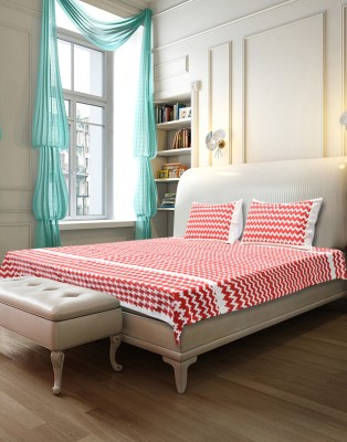 Gunjan Creations Cotton Double Bed Cover