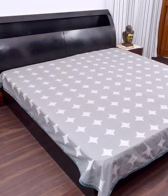 Kaaj Designs Cotton Viscose Blend Queen Bed Cover