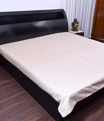 Kaaj Designs Silk Queen Bed Cover