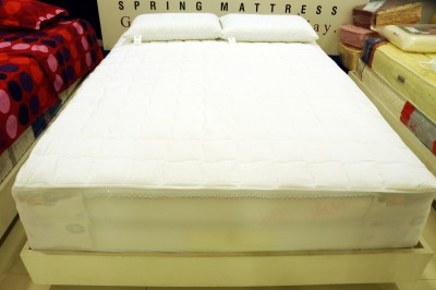 Royal Bed Protector Polyester Queen Bed Cover