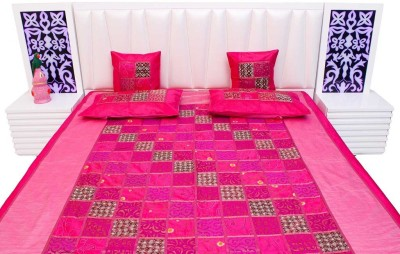 Ambika Ecommerce Polyester Bedding Set