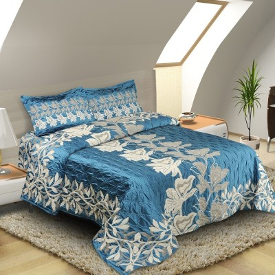 Natraj Polycotton Double Bed Cover