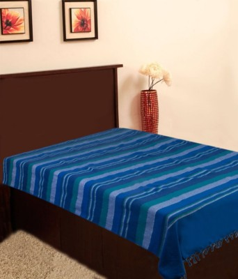 MIRACLE FURNISHINGS Cotton Single Bed Cover