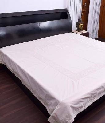 Kaaj Designs Cotton Queen Bed Cover