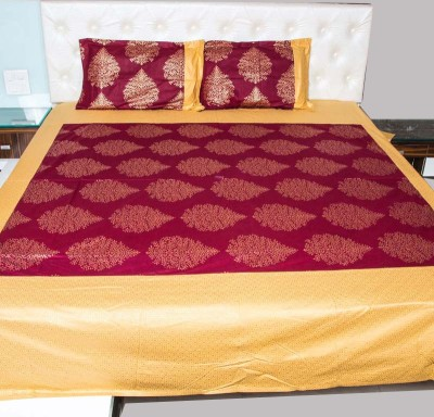 rk raagrang Cotton King Bed Cover