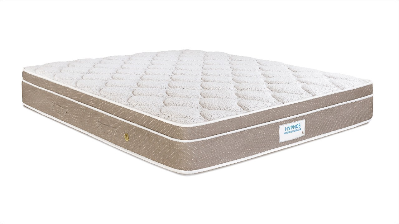 View Hypnos Comfort Bonnell Euro Top 8 inch King Spring Mattress(Bonnell Spring) Furniture (Hypnos)