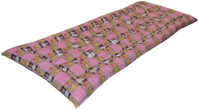 Sri Vishnupathy Sri Vishnupathy Single Foldable Bed Mattress Single Cotton Mattress