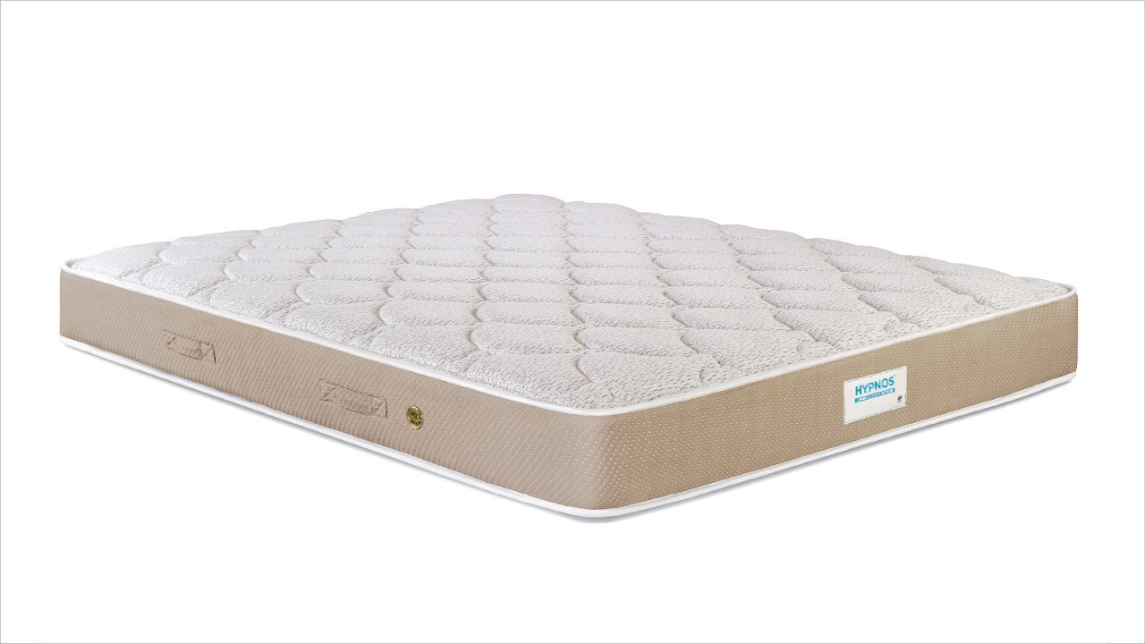 View Hypnos Comfort Pocketed Normal Top 8 inch Queen Spring Mattress(Pocket Spring) Furniture (Hypnos)