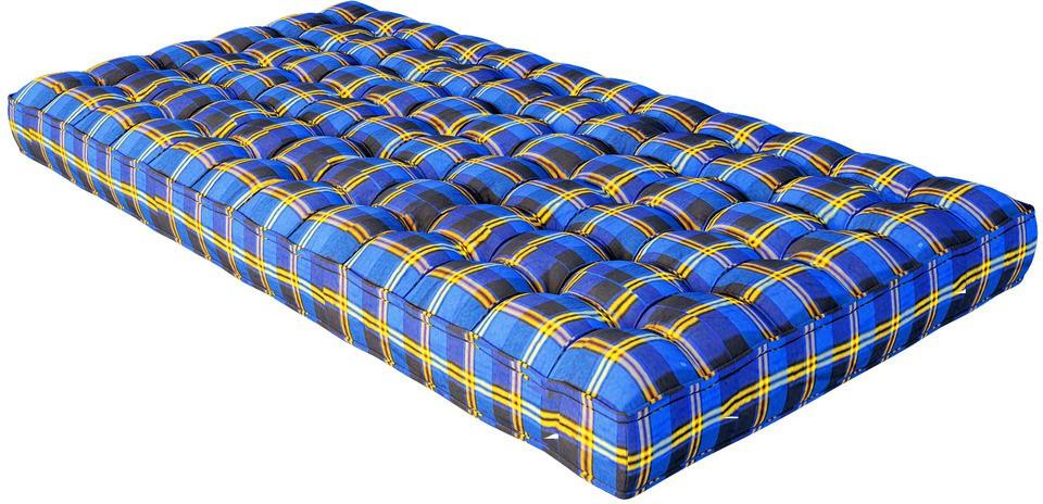 View bellz 100 mm Single Cotton Mattress Furniture (bellz)