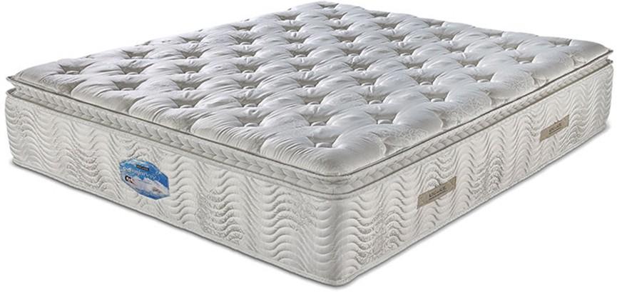 View King Koil Comfort Sense 8 inch Queen Pocket Spring Mattress Furniture (King Koil)