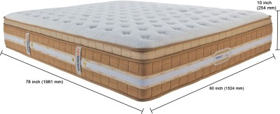 SPRINGFIT CCNATURA786010 10 inch Queen Spring Mattress