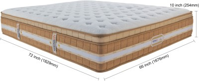 SPRINGFIT CCNATURA726610 10 inch Queen Spring Mattress