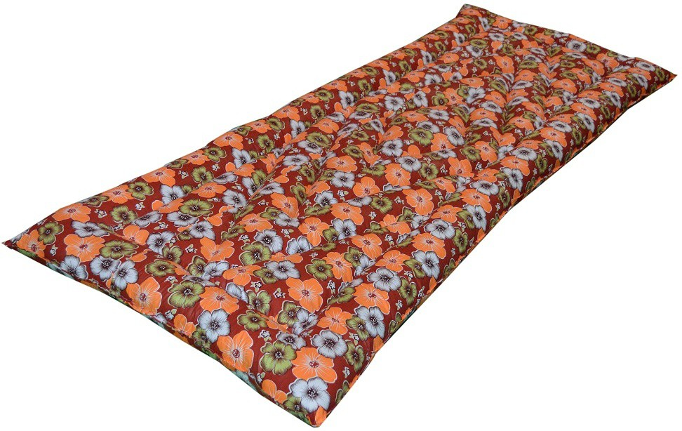 Sri Vishnupathy Sri Vishnupathy Single Foldable Bed Mattress 3.04 inch Single Cotton Mattress