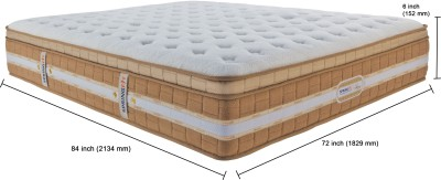 SPRINGFIT CCNATURA84726 6 inch King Spring Mattress
