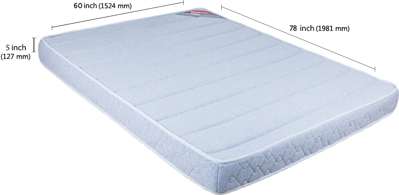 View Kurlon New Spinekare 5 inch Queen Bonded Foam Mattress Furniture (Kurlon)