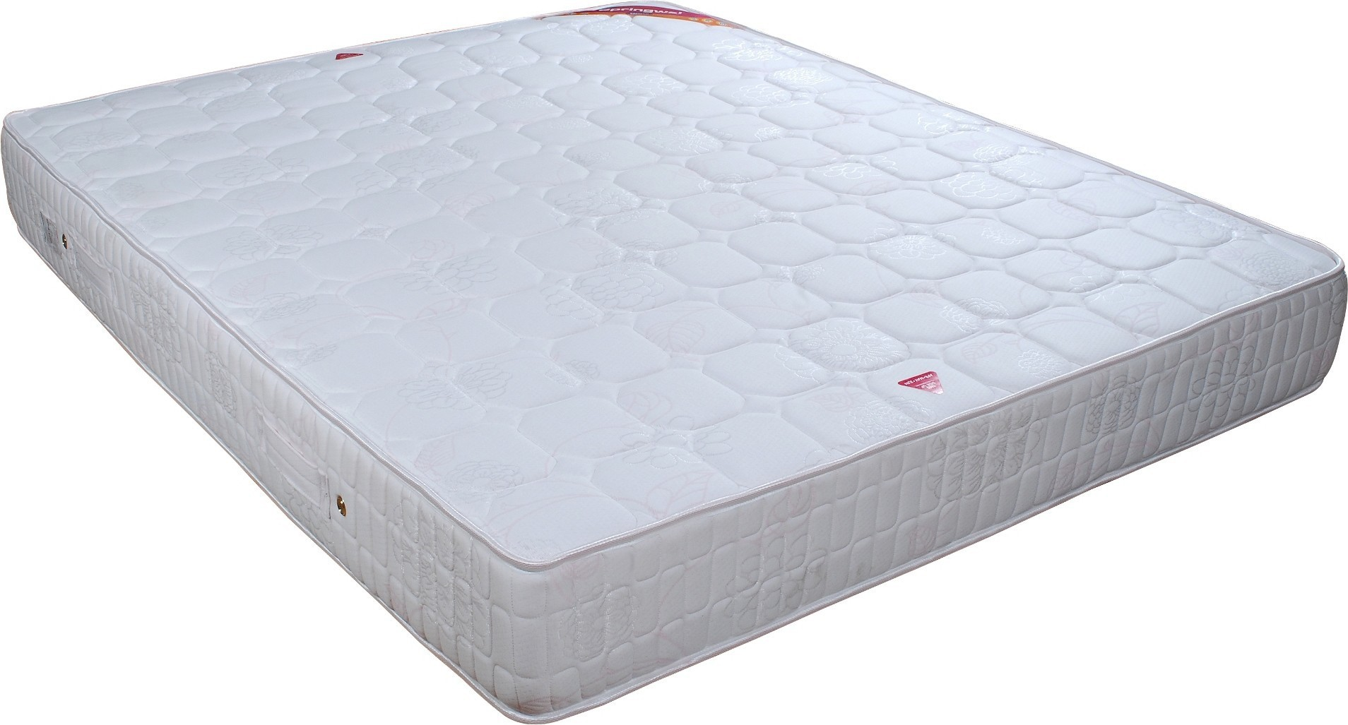 Springwel Softech Series 6 inch King Spring Mattress