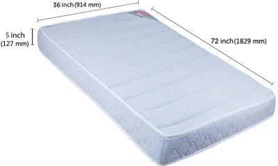 Kurlon New Spinekare 5 inch Single Bonded Foam Mattress