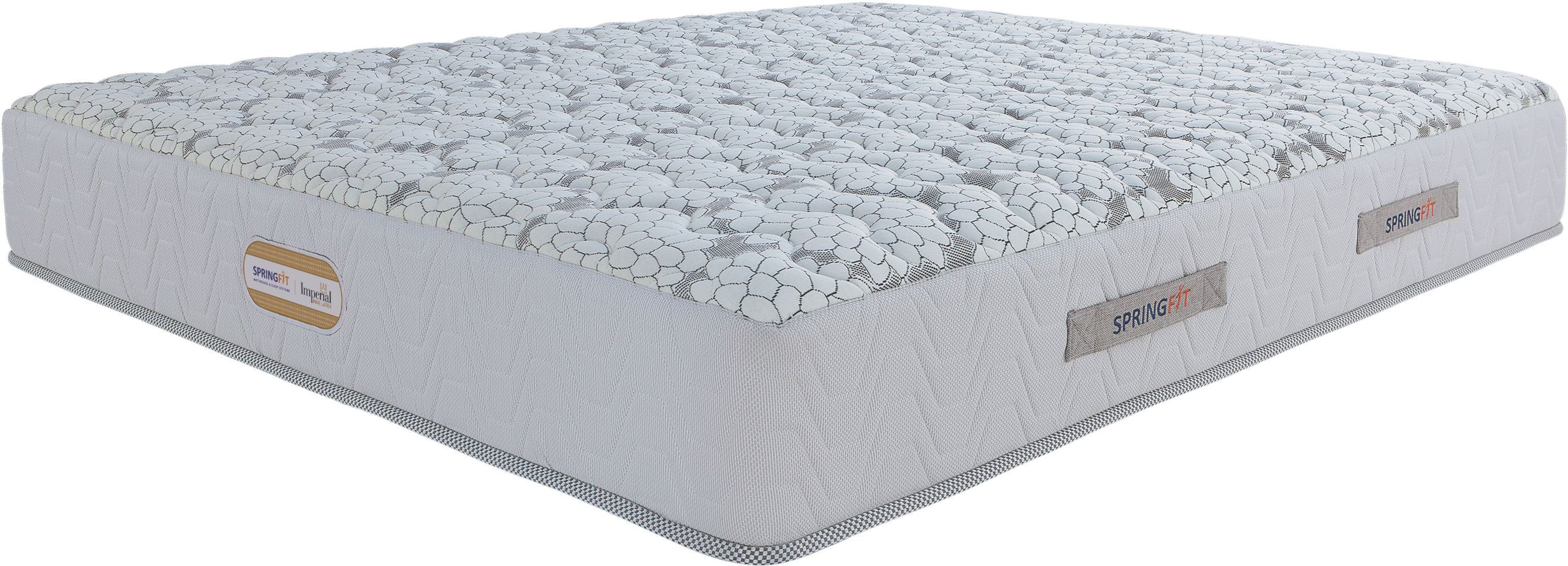 View Springfit IMAXLATEX 5 inch Queen High Resilience (HR) Foam Mattress Furniture (Springfit)