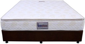 Boston Bonnell Spring With Pillow Top 6 inch Queen Spring Mattress