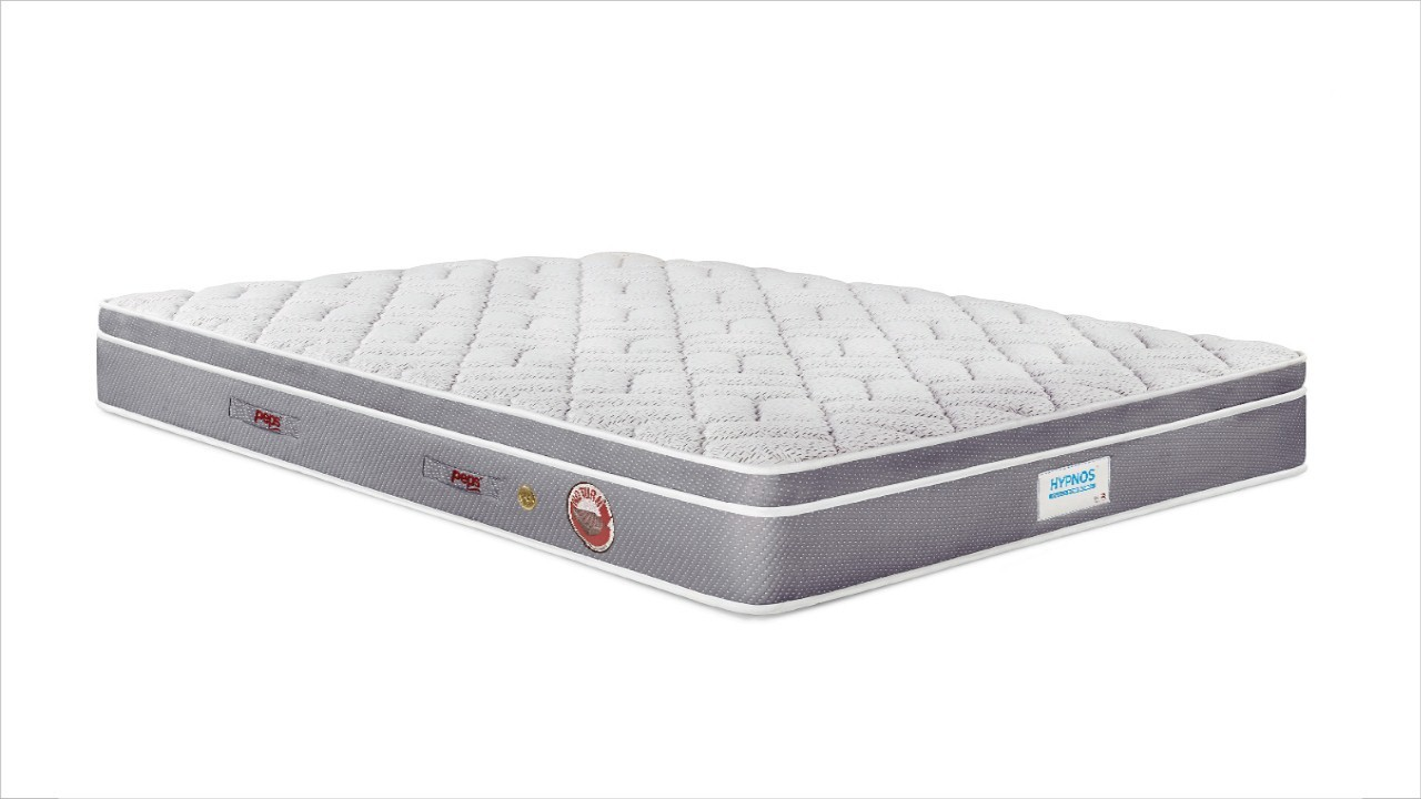 View Hypnos Comfort Pocketed Euro Top 6 inch Queen Spring Mattress(Pocket Spring) Furniture (Hypnos)