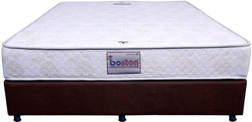 View Boston Bonnel 6 inch Single Bonnell Spring Mattress Furniture
