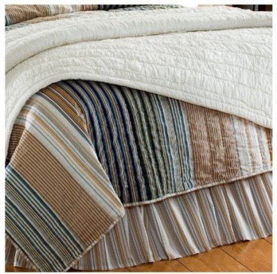 Be-You-tiful Home Size Bed Skirt(Mulitcolor)