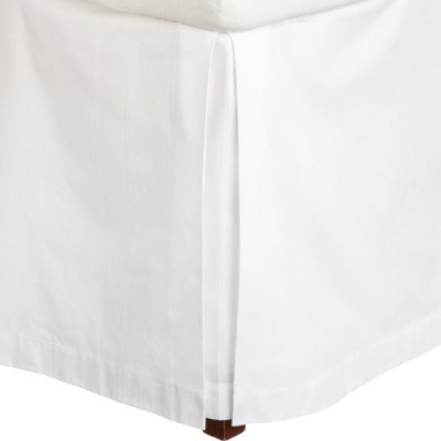 Peacock Alley Size Bed Skirt(White)