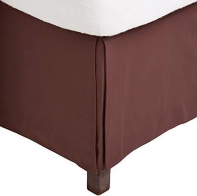 Calvin Klein Size Bed Skirt(Cassis)