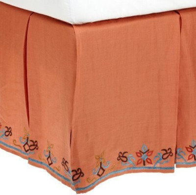 Sferra Size Bed Skirt(Sunset)