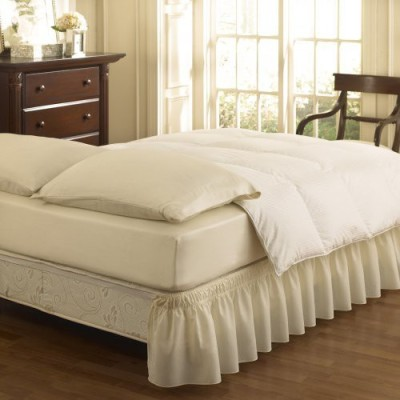 Easy Fit Size Bed Skirt