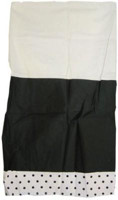 Hallmart Collectibles Size Bed Skirt(Black)