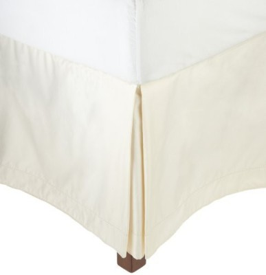 Barbara Barry Size Bed Skirt(Alabaster)