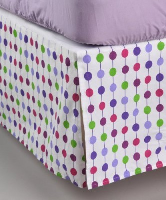 Bacati Size Bed Skirt