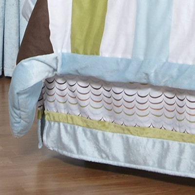 One Grace Place Size Bed Skirt(Mulitcolor)
