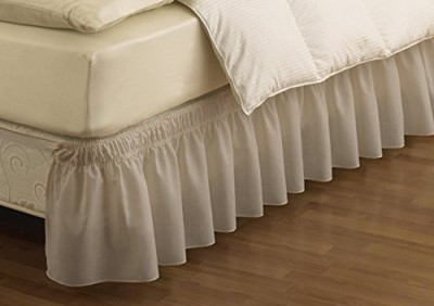 Easy Fit Size Bed Skirt(Camel)