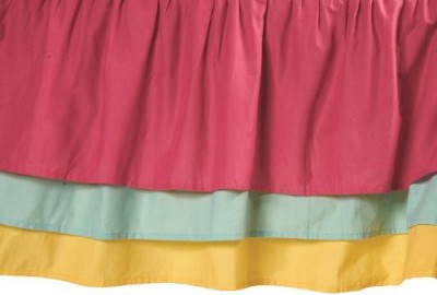 Be-You-tiful Home Size Bed Skirt