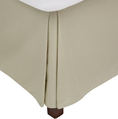 Calvin Klein Size Bed Skirt(Lemongrass)